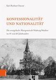 Konfessionalität und Nationalität (eBook, PDF)