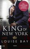 XXL-Leseprobe: King of New York (eBook, ePUB)