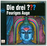 Feuriges Auge / Die drei Fragezeichen - Hörbuch Bd.200 (Limited Deluxe Edition)
