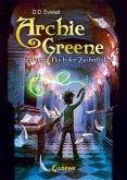 Archie Greene und der Fluch der Zaubertinte / Archie Greene Bd.2 (Mängelexemplar)