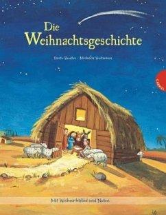 Die Weihnachtsgeschichte (Mängelexemplar) - Beutler, Dörte