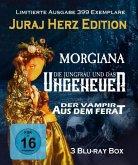 """Juraj Herz Edition: """"Morgiana"""", """"Die Jungfrau und das Ungeheuer"""", """"Der Autovampir"""" BLU-RAY Box"""