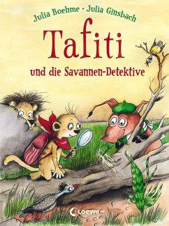 Tafiti und die Savannen-Detektive / Tafiti Bd.13 (eBook, ePUB) - Boehme, Julia