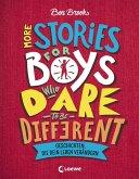 More Stories for Boys Who Dare to be Different - Geschichten, die dein Leben verändern (eBook, ePUB)