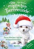 Die magischen Tierfreunde - Paula Pfötchen und das Weihnachtswunder (eBook, ePUB)