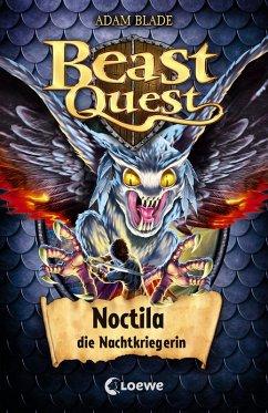 Noctila, die Nachtkriegerin / Beast Quest Bd.55 (eBook, ePUB) - Blade, Adam