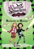 Nachteulen im Museum / Die Vampirschwestern black & pink Bd.6 (eBook, ePUB)