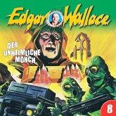 Edgar Wallace, Folge 8: Der unheimliche Mönch (MP3-Download)