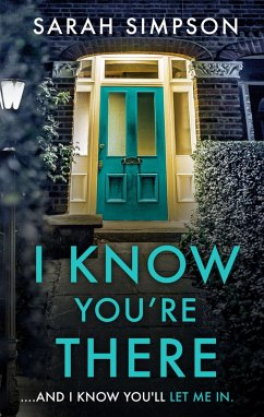 I Know You´re There (eBook, ePUB)