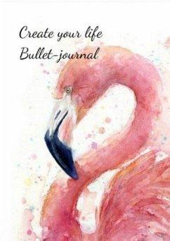 Bullet Journal Flamingo A4