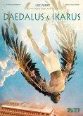 Mythen der Antike: Daedalus und Ikarus (Graphic Novel)