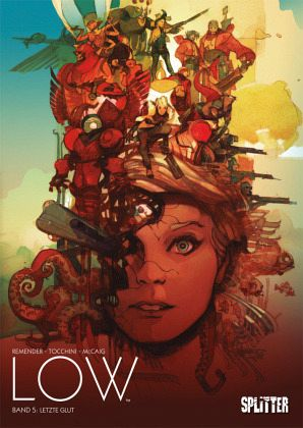 Buch-Reihe Low