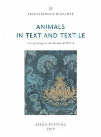 Animals in Text and Textile