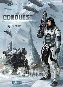 Conquest. Band 1 - Istin, Jean-Luc