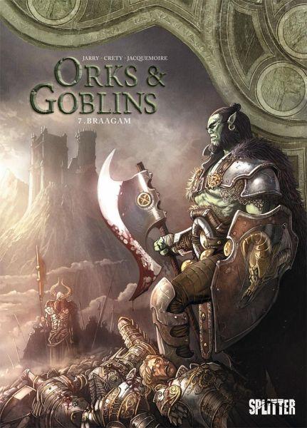 Buch-Reihe Orks & Goblins