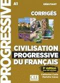 Civilisation progressive du français. Niveau débutant - 3ème édition. Corrigés