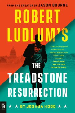 Robert Ludlum's The Treadstone Resurrection - Ludlum, Robert; Hood, Joshua