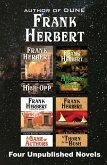 Four Unpublished Novels: High-Opp, Angel's Fall, A Game of Authors, A Thorn in the Bush (eBook, ePUB)