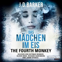 The Fourth Monkey - Das Mädchen im Eis - (MP3-Download) - Barker, J.D.