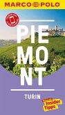 MARCO POLO Reiseführer Piemont, Turin (eBook, PDF)