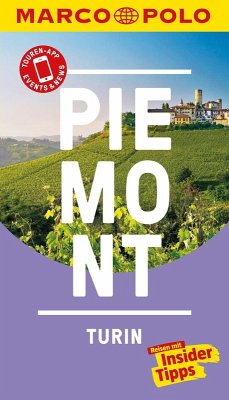 MARCO POLO Reiseführer Piemont, Turin (eBook, PDF) - Rübesamen, Annette