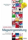 Editorial Design - Magazingestaltung (eBook, ePUB)