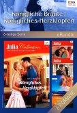 Königliche Bräute - Königliches Herzklopfen (6-teilige Serie) (eBook, ePUB)