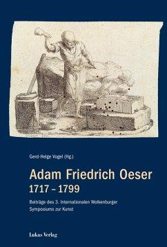 Adam Friedrich Oeser 1717???1799 (eBook, PDF)