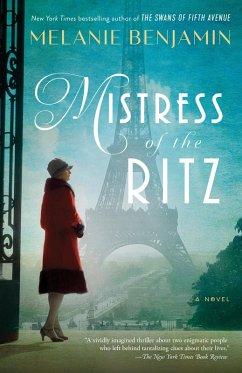 Mistress of the Ritz (eBook, ePUB) - Benjamin, Melanie