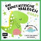 Das dinotastische Malbuch (Mängelexemplar)