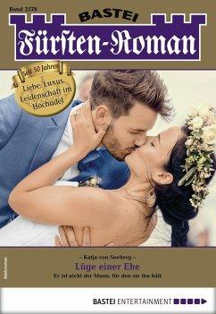 Fürsten-Roman 2578 - Adelsroman (eBook, ePUB)