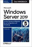 Microsoft Windows Server 2019 - Das Handbuch (eBook, ePUB)
