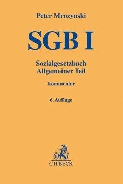 SGB I - Mrozynski, Peter