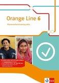Orange Line 6. Klassenarbeitstraining aktiv mit Multimedia-CD Klasse 10