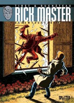 Rick Master Gesamtausgabe. Band 18 - Duchâteau, André-Paul