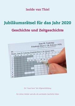 Jubiläumsrätsel für das Jahr 2020