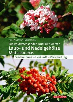 Die wildwachsenden und kultivierten Laub- und Nadelgehölze Mitteleuropas - Schmidt, Peter A.; Hecker, Ulrich