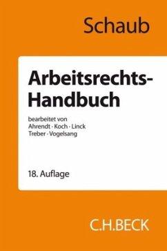 Arbeitsrechts-Handbuch