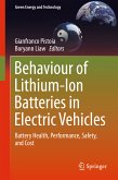 Behaviour of Lithium-Ion Batteries in Electric Vehicles (eBook, PDF)
