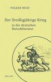 Der Dreißigjährige Krieg in der deutschen Barockliteratur (eBook, ePUB)