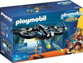 PLAYMOBIL® 70071 PLAYMOBIL: THE MOVIE Robotitron mit Drohne