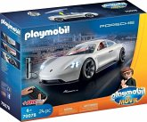 PLAYMOBIL® 70078 PLAYMOBIL: THE MOVIE Rex Dasher's Porsche Mission E