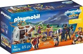 PLAYMOBIL® 70073 PLAYMOBIL: THE MOVIE Charlie mit Gefängniswagen