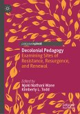 Decolonial Pedagogy (eBook, PDF)