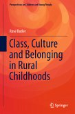 Class, Culture and Belonging in Rural Childhoods (eBook, PDF)