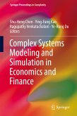 Complex Systems Modeling and Simulation in Economics and Finance (eBook, PDF)