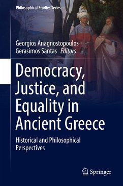 Democracy, Justice, and Equality in Ancient Greece (eBook, PDF)