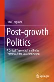 Post-growth Politics (eBook, PDF)