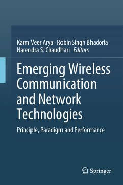 Emerging Wireless Communication and Network Technologies (eBook, PDF)