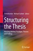 Structuring the Thesis (eBook, PDF)